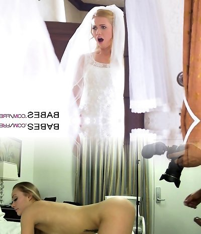 Babes - Step Mom Lessons - Naked Nuptials
