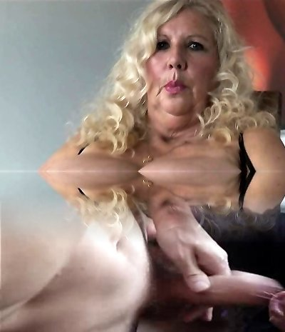 High-class big-boobed blonde tramp pussy nailed hard in close up