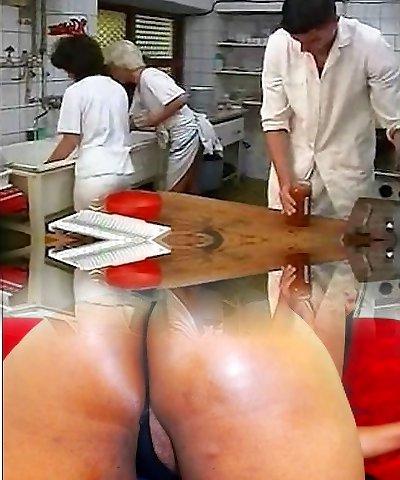 Sex Kitchen
