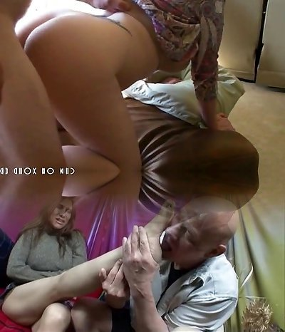 Romping Wife In The Ass