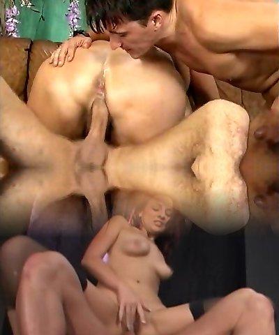3 cunts 3 lollipops 1 orgy