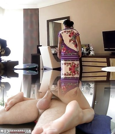 Penetrating My Maid In The Accommodation