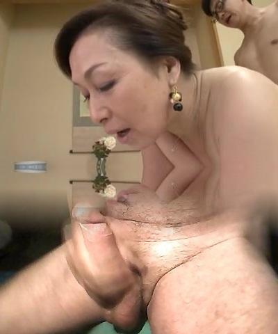 ANIMA-38 - Yuri Takahata - Principali Donna Anziana Vergine