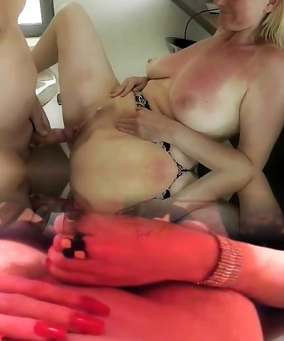 German Mature Creampie Free MILF Pornography Flick