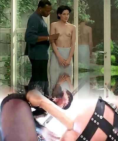 Brunette milky doll with black lover - Erotic Interracial