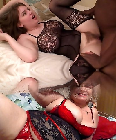 busty brunnette with bbc