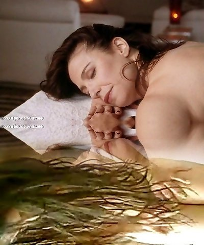 Mimi Rogers nude - Full Body Rubdown
