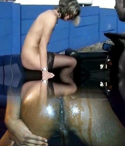 moms first anal fist