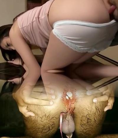 Buttfuck for JMother