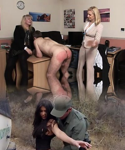 British Mom Harassment. See pt2 at goddessheelsonline
