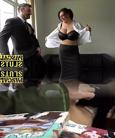 Hot brunette mature lady Sabrina Jade pummeled rigid and raw
