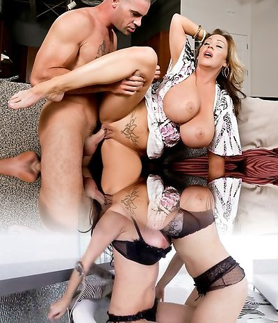 Kandi Cox & Charles Dera in My Buddies Hot Mom