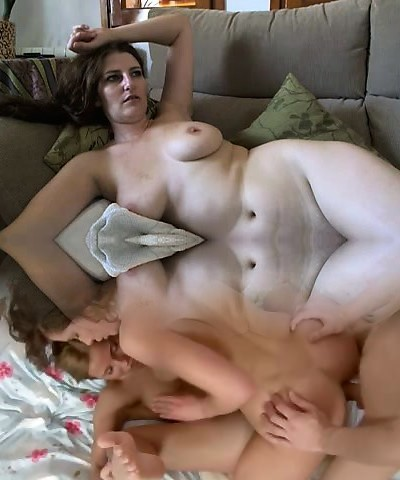 Buxomy mature brunette with huge bumpers and hairy pussy strips