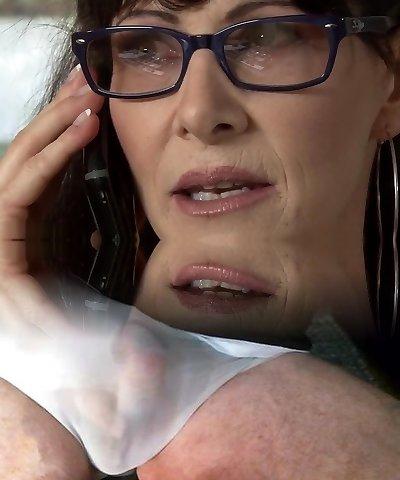 Finest pornstar Alexandra Silk in horny brazilian, facial porn scene