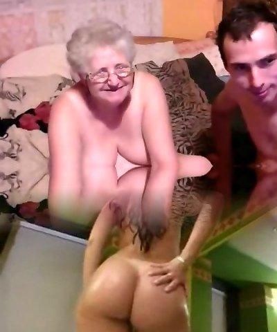 Old woman junior man part 1  free elder young porn flick c0 nl.