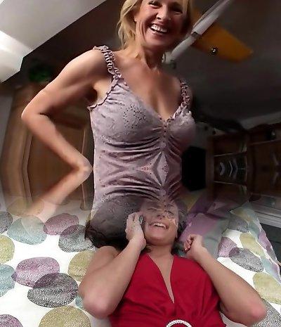 Audition for slut mature