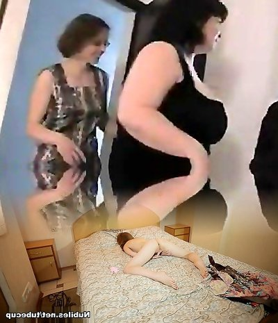 Hardcore MILF Sex Party