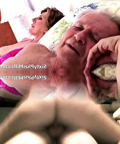 Mature Woman Enjoys Thick and Big Boners