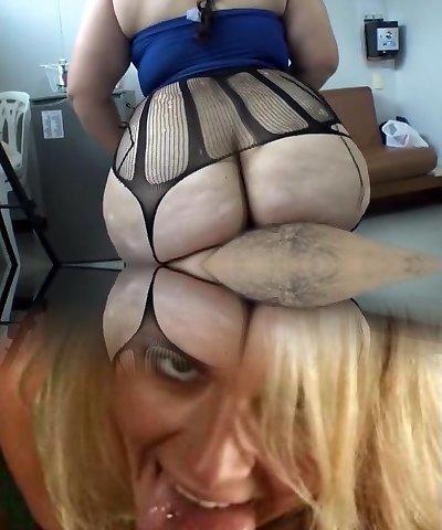 Big ass mature latin milf m