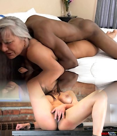 Mature Unbelievable Body Plowed In Hotel From Her Black Lover