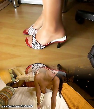 video my feet