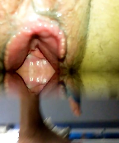 Mature internal ejaculation