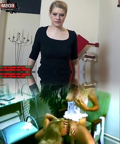 Deutsche Dominante Hausfrau - fedom bdsm mom german fetish