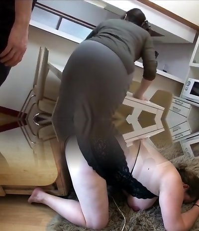 Mom's Fat Ass