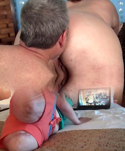 Mature BBW Chick Lynn takes on a enormous cock