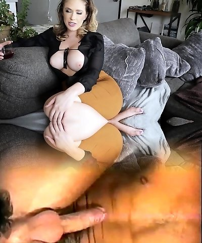 PervMom - Hot Mom Lets Me Play With Her Tits