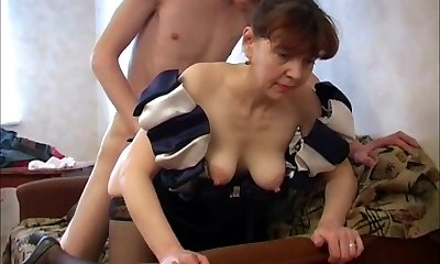 Old Young, Hardcore, HD Videos, Russian