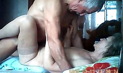 Mature Pumping, Mature Women Pantyhose