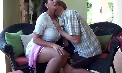MILF, Big Tits, Unsorted, Mature