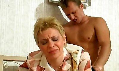 Blowjob, Mature, Licking Vagina, Oral Sex