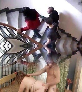 Tgirl fucking guy in bed