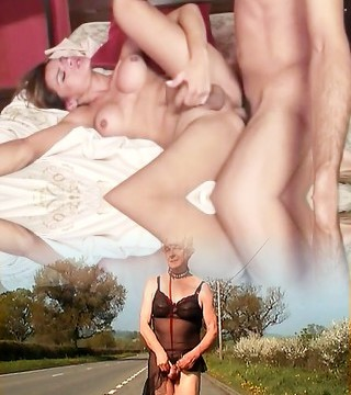 TRANSSEXUAL BAREBACKIN IT 13 - Scene Three