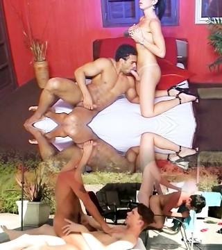 TRANSSEXUAL BAREBACKIN IT 12 - Scene 4