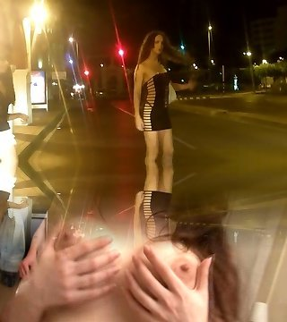 Nikki Transgender Princesses is a street prostitute