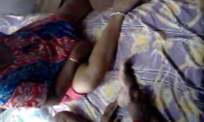 South Indian Mature TAMIL Couples Hook-up Gauze-II