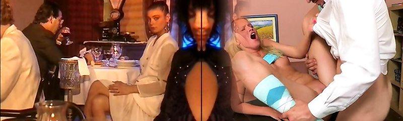 Zara Whites in a classic Italian video