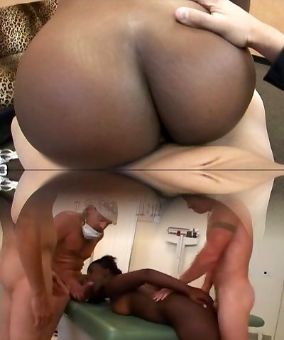 Chocolate babe loves fuck-stick more and more
