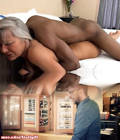Mature Outstanding Assets Fucked In Hotel From Her Black Paramour