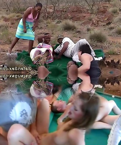 wild african safari romp orgy