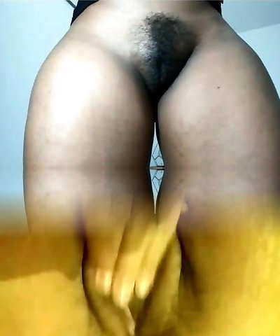 CURVY AFRICAN PUSSY AND Butt