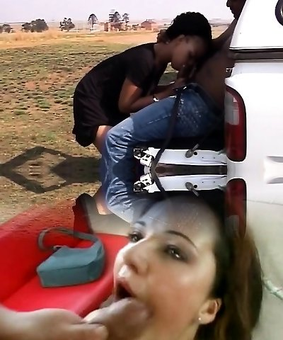 Curly haired African slut getting drilled hard by a enormous