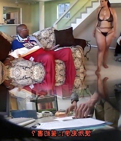Best amateur BBW porno scene