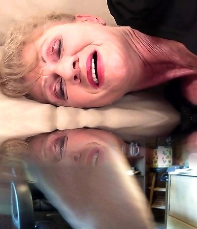 2 old supersluts analsex with 2 black lollipops