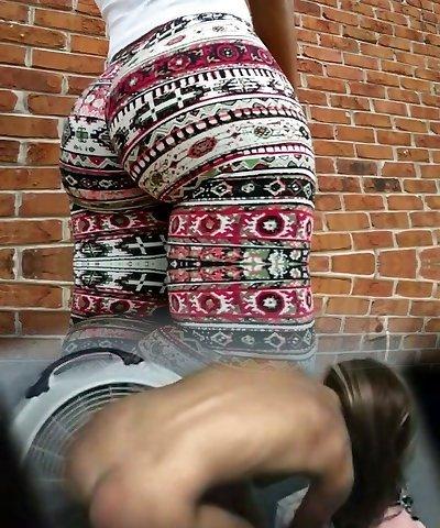 Butt Yoga