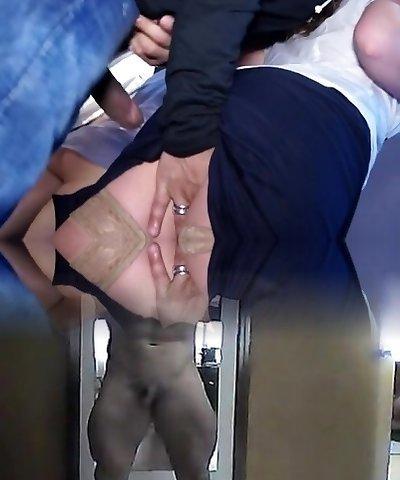 Ex girlfriend office fuck-a-thon