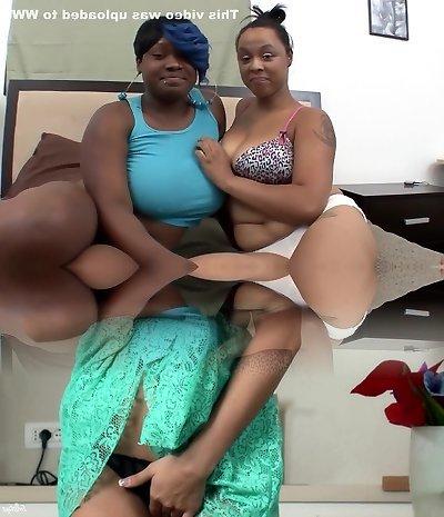 Hottest pornstar Cindy Lou Hoe in best big butt, black adult sequence